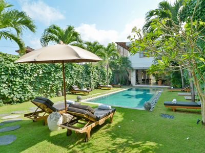 Photo for Stylish & Elegant 5 Bedroom Luxury Villa, Seminyak;