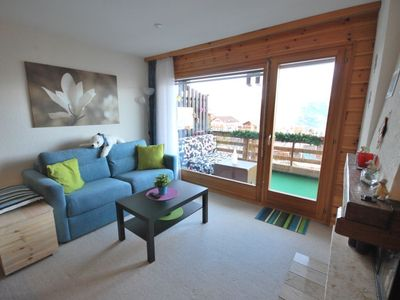Photo for Apartment in the center of Nendaz with Lift, Parking, Washing machine, Balcony (42485)