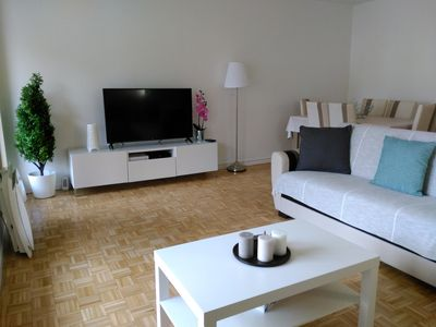Photo for Beautiful and Spacious Apartment of 84 m² with Parking near the Metro