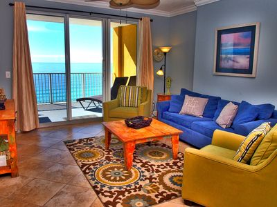 Photo for Platinum Side-by-Side 4 Bedroom Condo, Beach Service, Bring the whole Family!