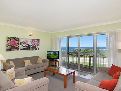 Photo for Northshore unit 3 - Overlooking Duranbah beach and the Tweed River