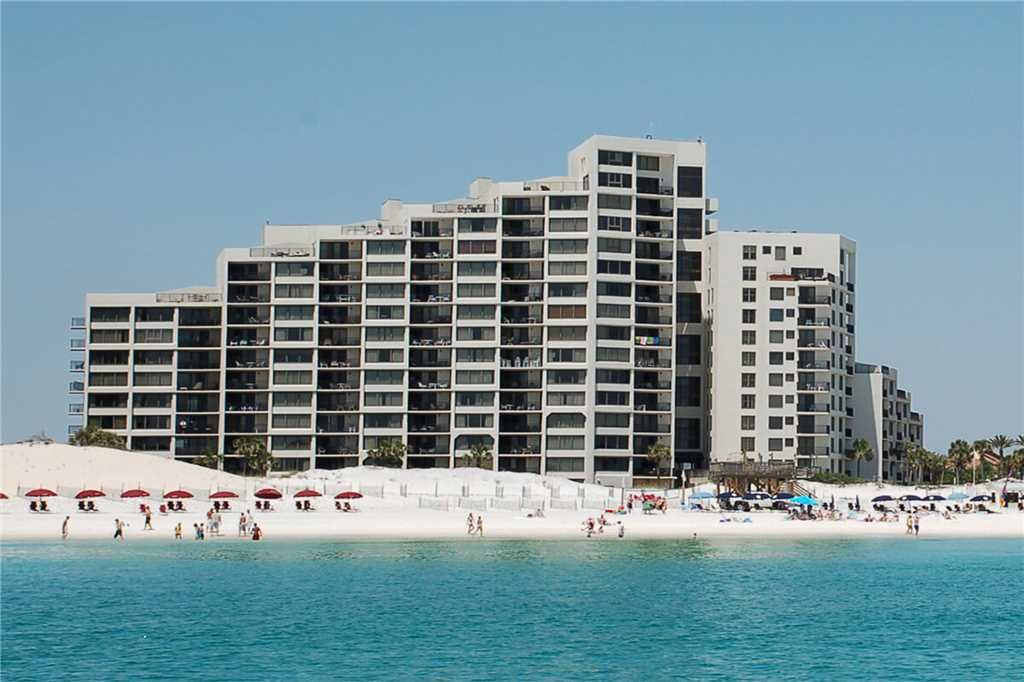 Beachside towers i 4125 sandestin fully vrbo - 1 bedroom condos in destin fl on the beach ...