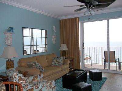 Photo for Boardwalk Beach Resort, Ocean/Beach front, Loaded w Amenities, Park your car!!