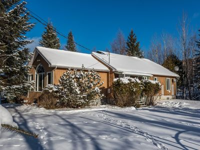 Photo for Lovely chalet in Mont-Tremblant area