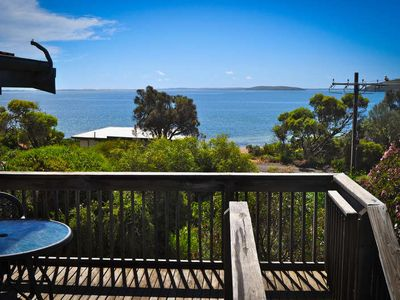 Photo for Dolphinview is a 2 storey holiday home with  magnificent water vDoliews