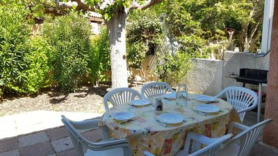 Photo for 3-room Villa with mezzanin (for 7 people) NARBONNE-PLAGE