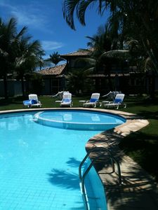 Photo for House in the charming Bardot condominium in Geribá with SKY and Wifi