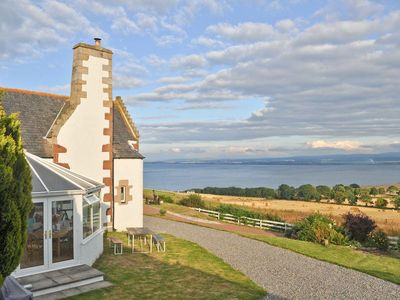 Photo for 3BR Cottage Vacation Rental in All Black Isle, Loch Ness and Nairn