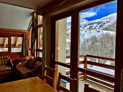 Photo for Duplex 8 people - Les Chalets du Galibier **** On the slopes