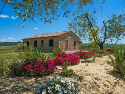 Photo for Holiday apartment Volterra for 8 - 10 persons with 4 bedrooms - Holiday apartment in a farmhouse