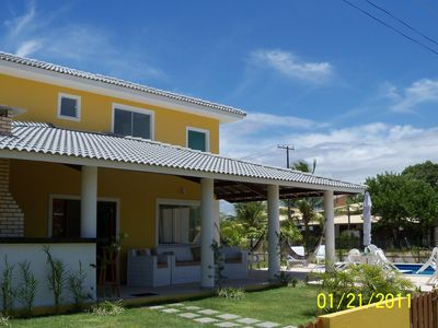 Photo for 7 SUITES- AVAILABLE-COND. PARAISO-SECURITY 24 Hs - COM WiFi and SKY-120 mts Prai