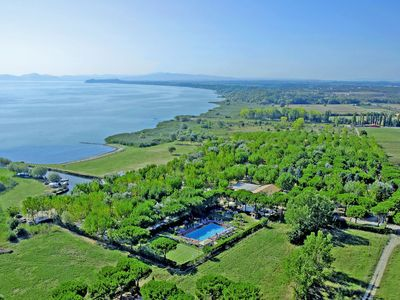 Photo for Vacation home Camping Badiaccia (CDL162) in Lago Trasimeno - 6 persons, 2 bedrooms