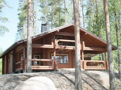 Photo for Vacation home Salmelanrinne in Mäntyharju - 6 persons, 2 bedrooms