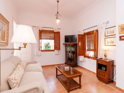 Photo for Typical Andalusian house 5 minutes from the beach - Casa Victoria Canovas
