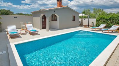 Photo for Lovely villa in Zadar 2km from the beach