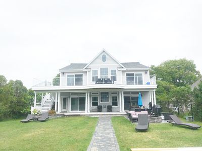 Photo for NUBBLE ROAD Duplex-Great for MULTIPLE families! LARGE Yard-SHORT Walk to BEACH!