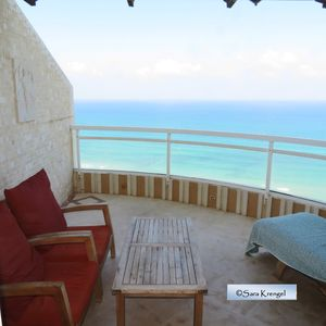 Photo for SeaView, penthouse, beachfront, luxury