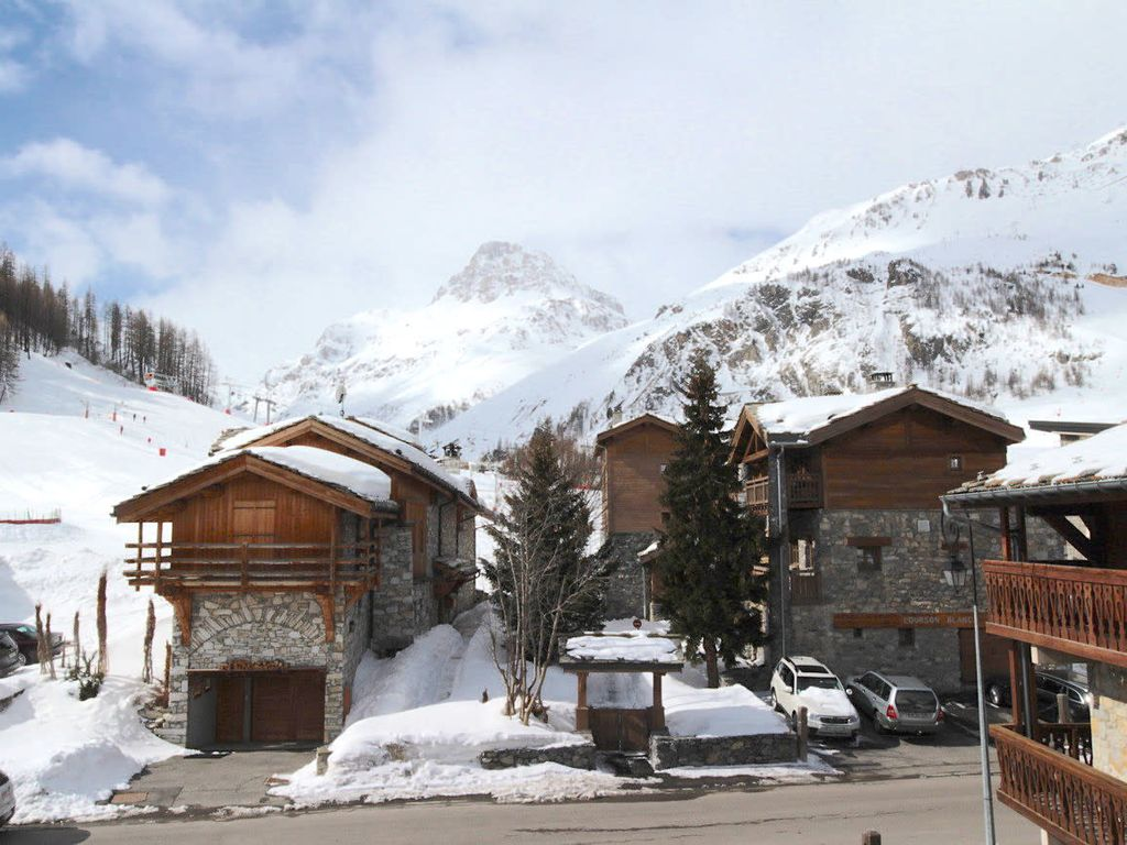 Appartement Curtis à 50m des pistes