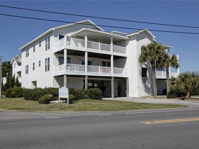 Photo for Oceanview #2: A 3 Bedroom Condo Close to Both Downtown Kure and Carolina Beach.