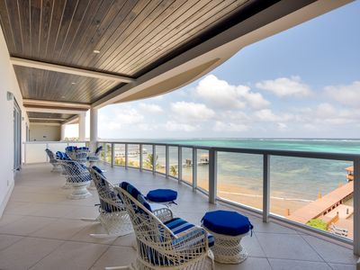 NEW OCEAN FRONT / RENTS 1/2/3 BDRM + STUDY - DOESN'T GET ANY BETTER THAN THIS!!!