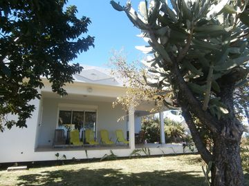 Houses, without vis-à-vis, ocean view (6 persons, 3 bedrooms)
