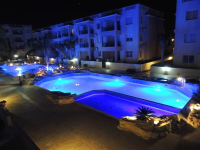 Photo for 1 Bedroom Apartment At Royal Seacrest Paphos With Shared Pool
