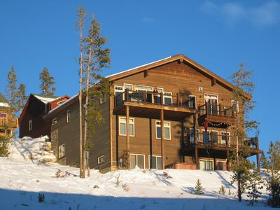 Photo for Luxury Ski Lodge and Modern Mountain Home!