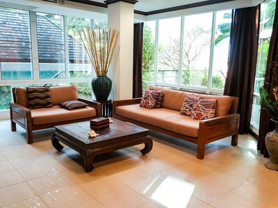 Photo for Amazing Value Huge 2 Bedroom Apartment in Karon