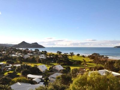 Photo for Fabulous views of the sea, beach and Pauanui