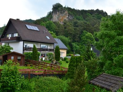 Photo for Holiday apartment directly on the Eifelsteig in Gerolstein-city
