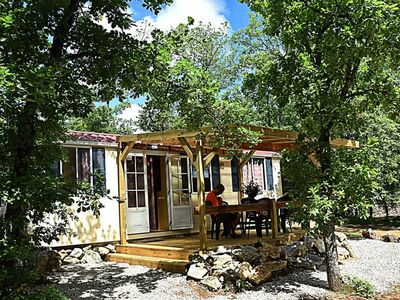 Photo for 2BR Mobile Home Vacation Rental in Saint Antonin Noble Val