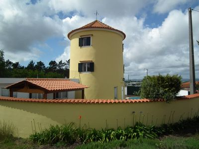 Photo for Traditional windmill completely renovated with private pool
