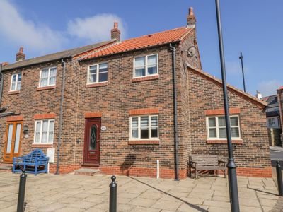Photo for ABRAHAMS COTTAGE, pet friendly, with a garden in Whitby, Ref 1011486