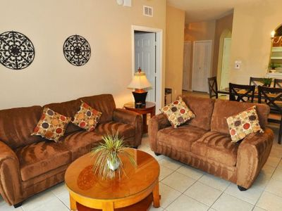 Photo for Spacious First Floor Condo in a Fabulous Resort