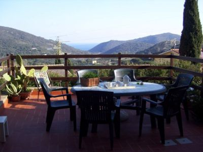 Photo for Apartment with panoramic terrace, 1 bedroom, 4 beds
