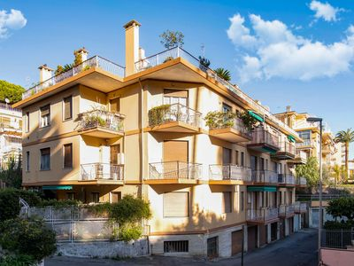 Photo for Pleasant Apartment in Sanremo with Balcony