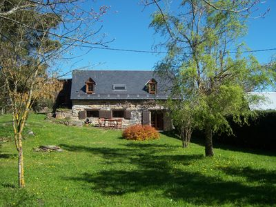 Photo for CHARMING CHALET, CLASS 3 *, LARGE GARDEN CLOSING 10 MIN FROM LUCHON