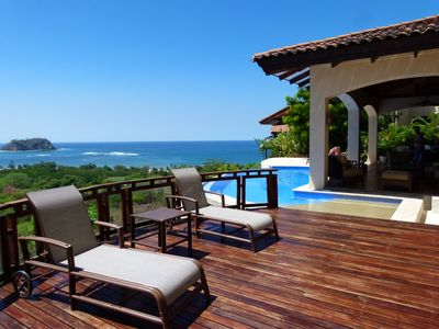 Photo for SAMARA REEFS - Villa Las Brisas - Ocean View, Daily Housekeeper & Cook Available