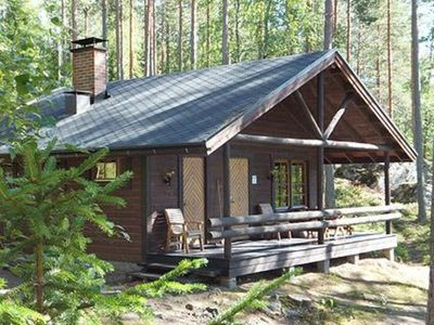 Photo for Vacation home Aili in Padasjoki - 4 persons, 1 bedrooms