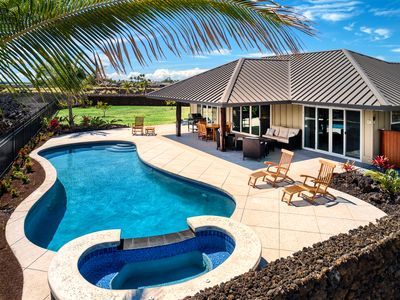 Photo for 3 Bedroom Home with a Pool at Waikoloa Beach Resort