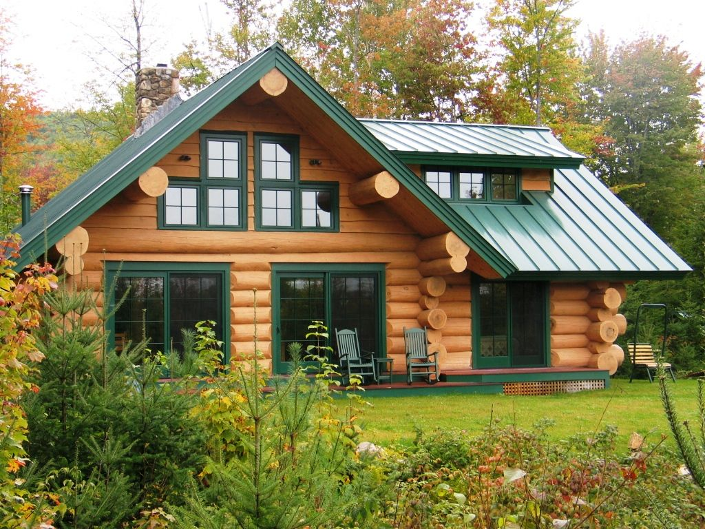 The woodwork in this log home can 39 t be miss vrbo for Vacation log homes