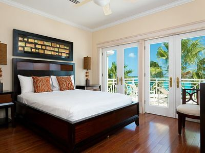 Photo for PRIVATE, BEAUTIFUL 3 BDR 3.5 BATH  VILLA, WATER FRONT VIEW