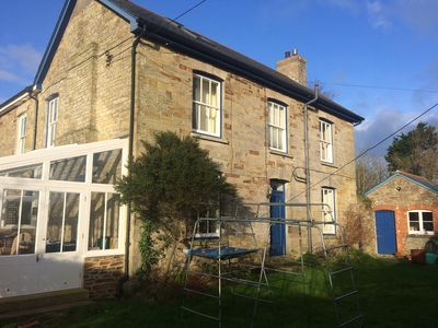 Photo for Beautifully restored farmhouse in Mithian a couple of miles from the north coast