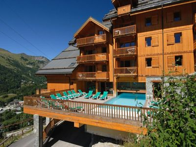 Photo for 2 bedroom accommodation in Valloire