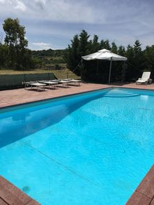 Photo for Villa Lorenza - quiet country pool