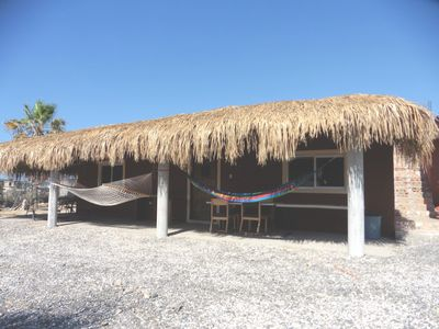 "Photo for Casitas ""Javi"" 3 BR house in downtown San Juanico"