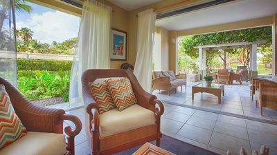 Photo for Caribbean Luxury @ Palmas Del Mar-Big & Sunny Terrace- Indoor/Outdoor Living
