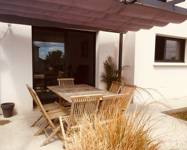 Photo for Contemporary house 35 minutes from beaches