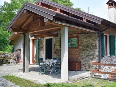 Photo for Vacation home Casa Mulino in Castelveccana - 4 persons, 1 bedrooms