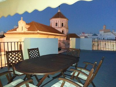Photo for Cadiz: Mirador Tower 'San Francisco' ideal for two VFT / CA / 00187